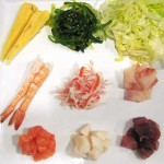 Chirashi-Ingredients
